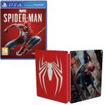 Récompense : Spiderman PS4 + Steelbook
