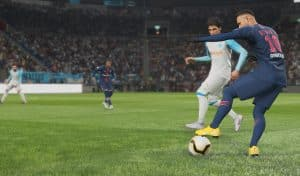 test pes 2019 gameplay dribbles
