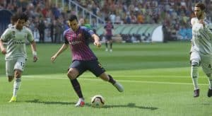 test pes 2019 screenshot graphismes