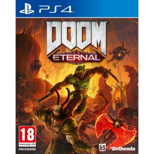 Doom Eternal sur PS4