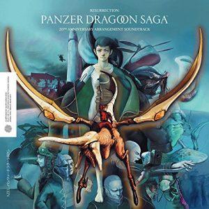 Panzer Dragoon Saga – L'Album Anniversaire des 20 ans