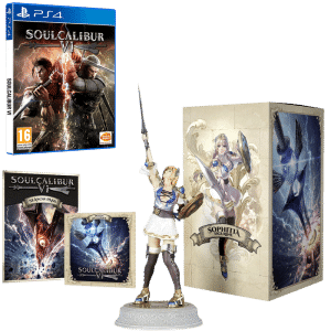 soul calibur 6 collector ps4 v2