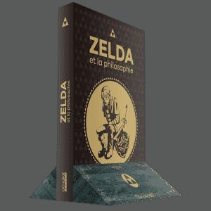 Livre Zelda Et La Philosophie Edition Collector