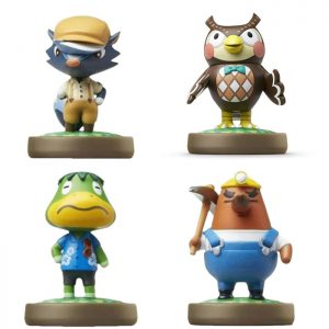 promo amiibo animal crossing