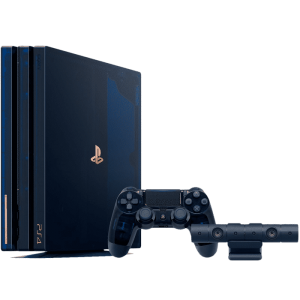 Pack PlayStation 4 Pro 2 To Edition Limitée 500 millions