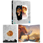 le roi lion steelbook blu ray 4k