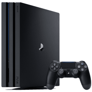 ps4 pro visuel standard