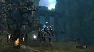 test dark souls switch screenshot 1