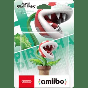 amiibo smash bros ultimate piranha plante 66