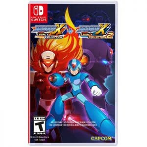 bon plan megaman X legacy collection