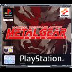 Récompense : Metal Gear Solid 1 (1ère édition)