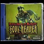 Récompense : Soul Reaver Complet sur Dreamcast