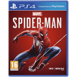 spiderman ps4 standard