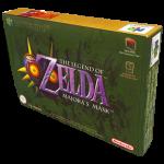 Récompense : Zelda Majora's Mask Complet sur Nintendo 64