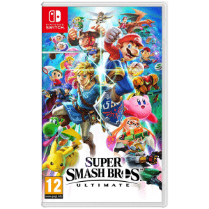 Super Smash Bros Ultimate sur Nintendo Switch standard