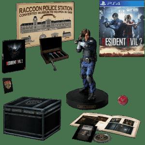 Resident Evil 2 remake collector PS4 | ChocoBonPlan com