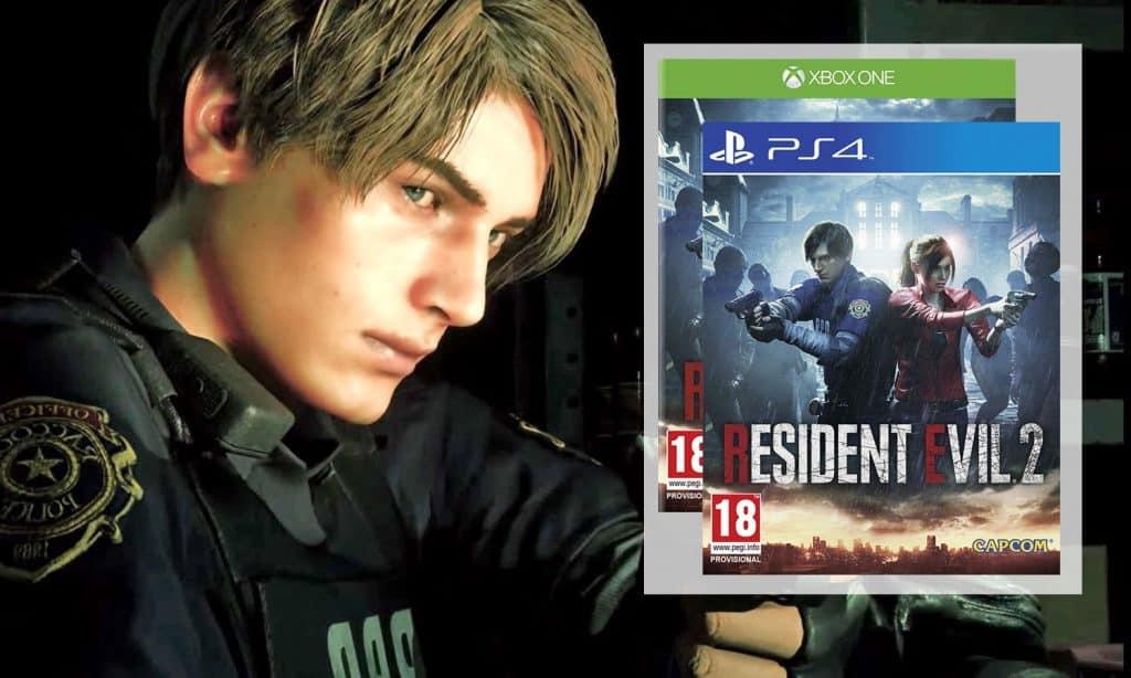 Resident Evil 2 Remake à prix cassé (40 euros) | ChocoBonPlan com