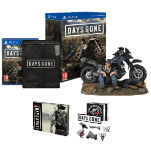 days gone collector ps4