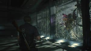 test resident evil 2 remake ambiance