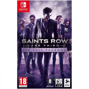 saints row the third full package switch
