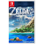 Récompense : Zelda A Link's Awakening sur Switch