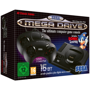 Megadrive Mini officielle Sega : mon test détaillé