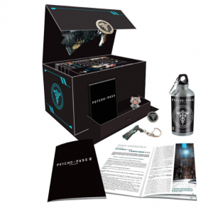 psycho pass integrale blu ray collector
