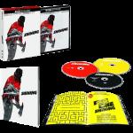 Shining Blu Ray 4K 2D DVD Livret collector