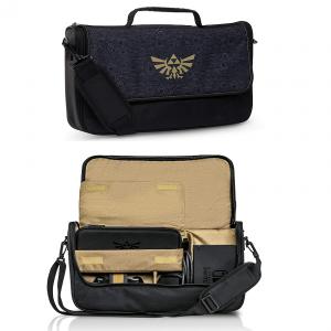 meet newest really comfortable Sac de Transport Switch Zelda : les offres   ChocoBonPlan.com