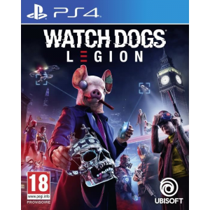 watch dogs legion ps4 standard