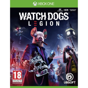 watch dogs legion xbox one standard