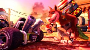 test crash team racing