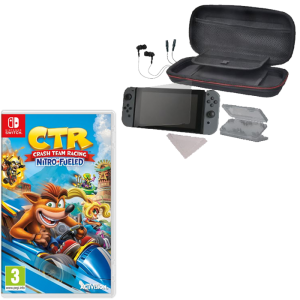 crash team racing switch accessoires