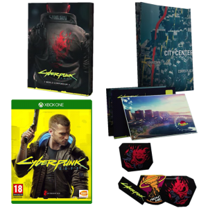 cyberpunk 2077 day one xbox one