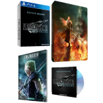 final fantasy 7 edition deluxe ps4