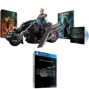 final fantasy 7 remake collector ps4 produit