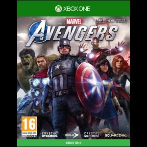 marvel avengers edition standard xbox one