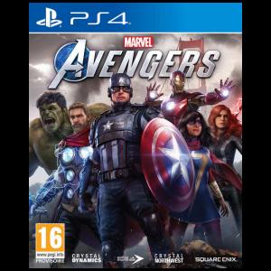 marvel avengers ps4 visuel produit