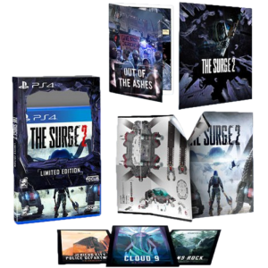 the surge 2 edition limitee ps4