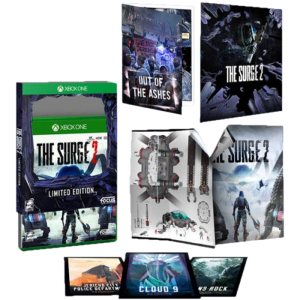 the surge 2 edition limitee xbox one