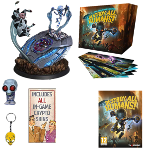 destroy all humans collector pc