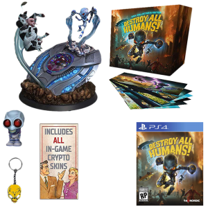 destroy all humans collector ps4
