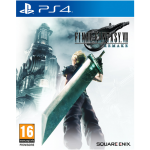 final fantasy 7 remake ff7 PS4 jaquette officielle