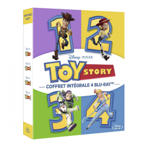 toy story integrale blu ray pas cher