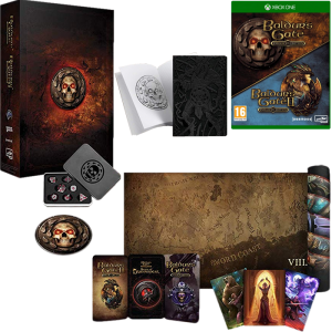 BALDURS GATE ENHANCED EDITION COLLECTOR xbox one