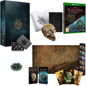 Planescape Torment Icewind Dale Enhanced Pack collector xbox one