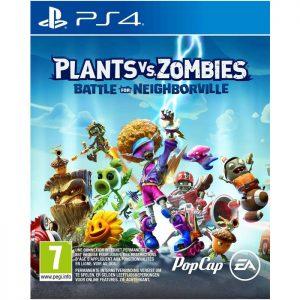 Plants vs Zombies La bataille de Neighborville PS4