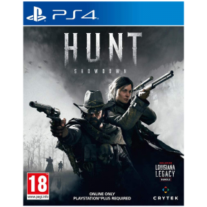 bon plan hunt showdown ps4