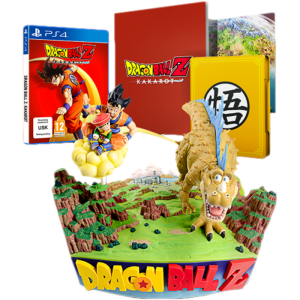 dragon ball z kakarot ps4 collector
