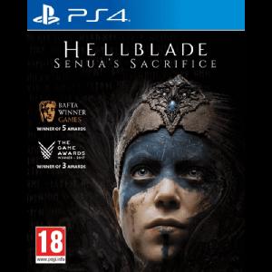 hellblade senua's sacrifice ps4 pas cher